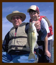 Bass Fishing Guided Trip